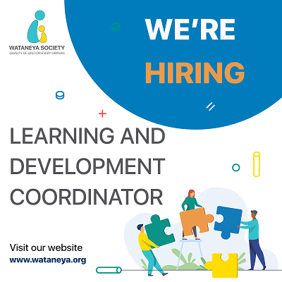 LEARNING AND DEVELOPMENT COORDINATOR